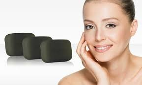 3 Pack of Adovia Natural Dead Sea Mud Soaps