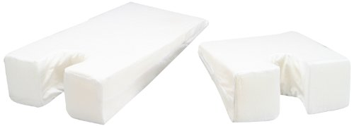 Hermell Products Large Face Down Pillow