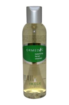 Image Ormedic Facial Cleanser, 6 Fluid Ounce