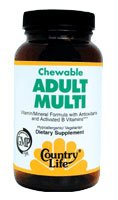 Country Life - Chewable Adult Multi