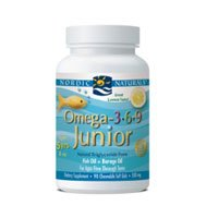 Nordic Naturals - Complete Omega Junior - Promotes Brain, Bone, and Nervous and Immune System Health