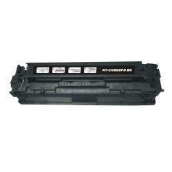 VIVAMART Compatible Toner Cartridge for HP CE320A Color LaserJet CM1415,Color LaserJet CP1525 - Black
