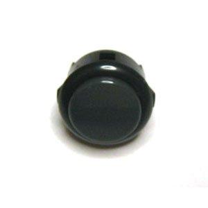 Sanwa OBSF-30 Black OEM Arcade Push Button (Mad Catz SF4 Tournament Joystick Compatible)