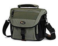 Lowepro Nova 160 AW Camera Bag - Chestnut Brown
