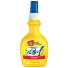 I Cant Believe Its Not Butter Margarine Original Spray, 8 Ounce -- 12 per case.