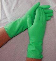 Super-Grip Application Glove Size: Medium