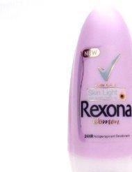 Rexona Skin Light Underarm Whitening Deodorant Roll-On 40ml