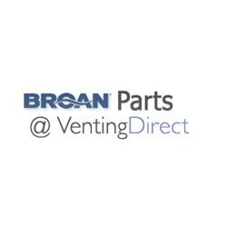 Broan S97017706 Power Unit Assembly for 8664RP Deluxe Fan Light,