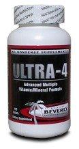 Beverly International Ultra 4 Multi-Vitamin