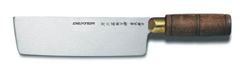 Dexter Russell S5197 Traditional 7 Chinese Chefs Knife
