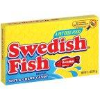 Swedish Fish, Theater Box, 3.1oz Box (Pack of 12)