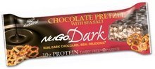 Bar, Nugo Dark, Chocolate Pretzl, 1.76 oz ( Value Bulk Multi-pack)