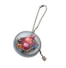 Ponyo key chain music box