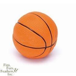 Coastal Latex Basketball Dog Toy 2.5 Latex Basketball