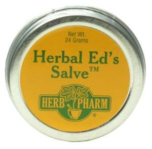 HERB PHARM HERBAL ED'S SALVE, 1 OZ