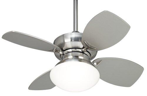 28 Hana Bay Brushed Nickel Ceiling Fan
