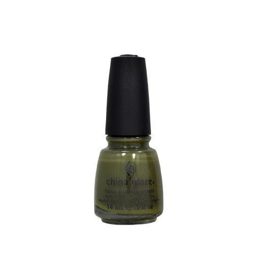China Glaze Nail Polish .5 oz Metro WESTSIDE WARRIOR Lacquer 81075 Salon Girly
