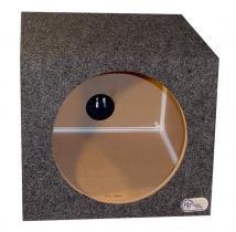 R/T Sealed Single 10 Hatchback Speaker Enclosure - Medium Air Volume (.75)