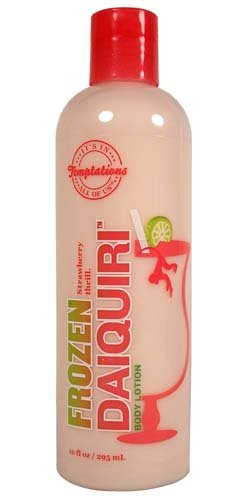 Bath & Body Works Temptations Frozen Daiquiri Body Lotion 10 oz