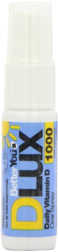 Better You Dlux 1000 Vitamin D Spray 15ml