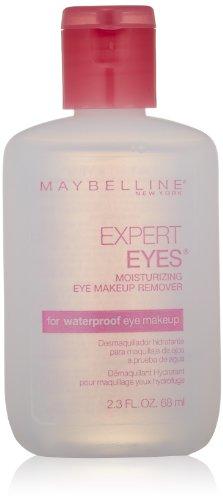 Maybelline New York Expert Eyes Moisturizing Eye Makeup Remover, 2.3 Fl. Oz.