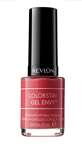 Revlon ColorStay Gel Envy Longwear Nail Enamel, Pocket Aces/130, 0.4 Fluid Ounce