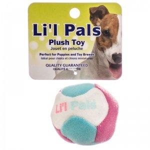 Li L Pals Plush Ball With Bell