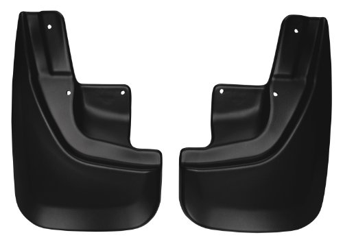 Husky Liners Custom Fit Molded Front Mudguard for Select Jeep Grand Cherokee Models (Black)