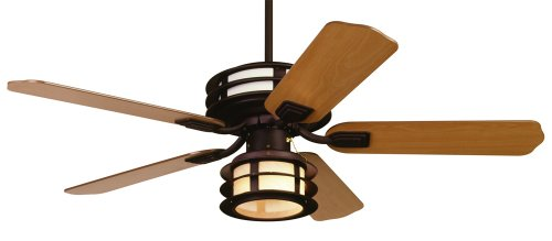 52 Casa Vieja Outdoor Mission™ Damp Listed Fan