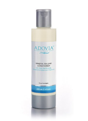 Adovia Mineral Balsam Conditioner for Hair, 7.4 fl. oz.