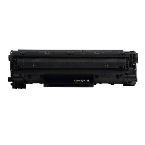 Remanufactured Canon 128 3500B001AA Black Toner Cartridge for Canon imageCLASS D520, D530, D550, D560, L100, L190, MF4412, MF4420, MF4450, MF4550, MF4570, MF4580dn, MF4770n, MF4880dw, MF4890dw