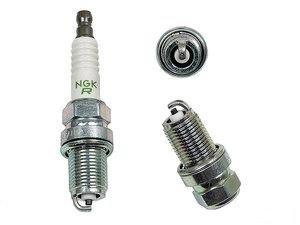 4 New NGK V-Power Spark Plugs ZFR5F-11 # 2262