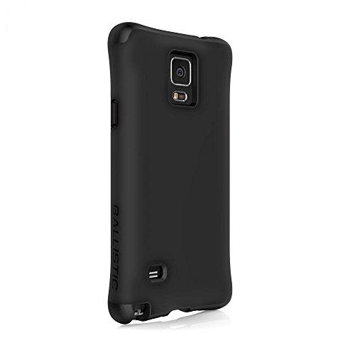 Ballistic Urbanite Case for Samsung Galaxy Note 4 - Retail Packaging - Black