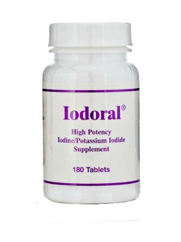 Optimox Iodoral 50mg 180 tabs