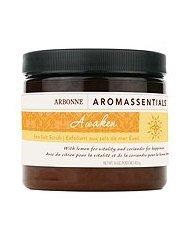 Arbonne Aroma Essentials Awaken Sea Salt Scrub, 16 oz