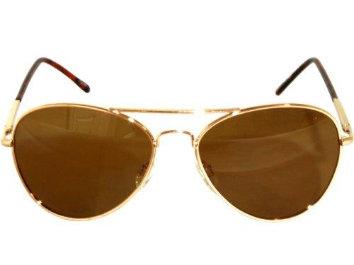 G&G 50 mm Polarized Aviator Sunglasses