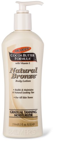 Palmer's Cocoa Butter Formula Natural Bronze Gradual Tanning Moisturizing Lotion 250ml