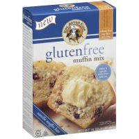 King Arthur, Mix Muffin Gf, 18 OZ (Pack of 6)