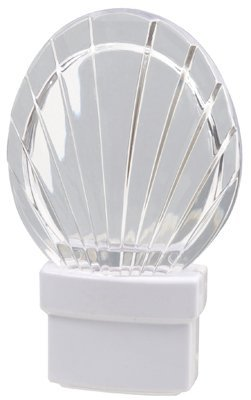 Amerelle Led Night Light 120 V Seashell White