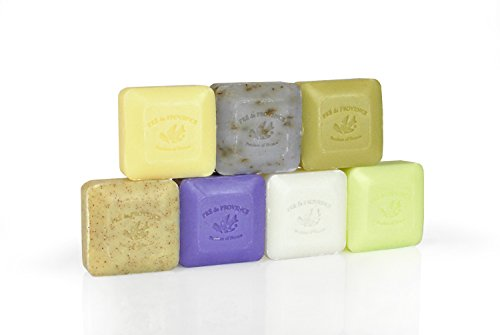 Pre De Provence Luxury Soap Cello Wrap Gift Pack (7x25g)