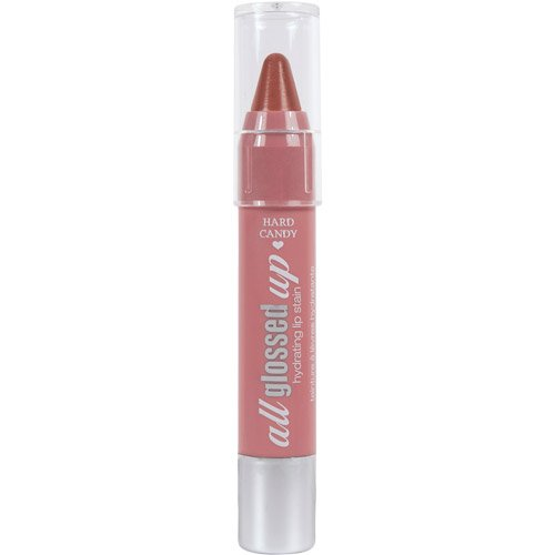 ONLY 1 IN PACK Hard Candy All Glossed Up Glossy Hydrating Lip Stain, 778 Sand Castle
