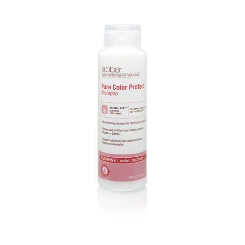 Abba Pure Color Protect Shampoo, 8.45-Ounce Bottle