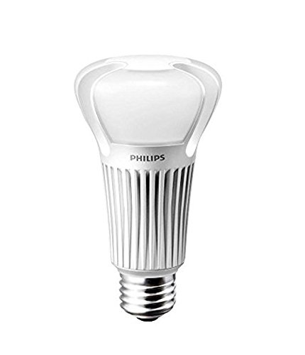 Philips 453340 3 Way Bulb LED Light Bulb 5W/9W/20W (40W/60W/100W) Soft White, Non-Dimmable