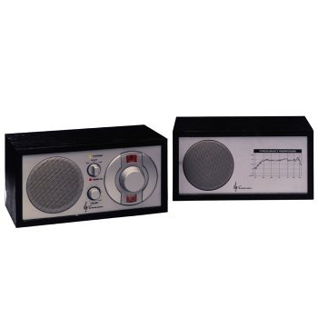 Emerson Simplicity High Fidelity AM/FM Table Radio with Companion Stereo Speaker – NR31
