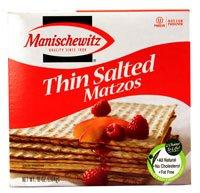 Manischewitz Matzos Thin Salted -- 10 oz