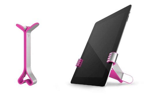 Felix - TwoHands iPad/Tablet/eReader Travel Stand (Pink)