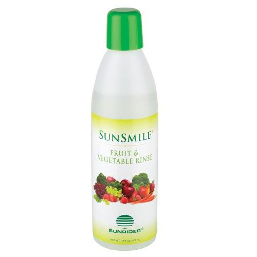 SunSmile® Fruit & Vegetable Rinse, 16 fl. oz. Bottle
