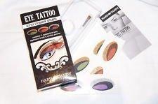 Hard Candy Eye Tattoo Animal Eyeshadow Application-124 Glitter