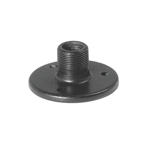On Stage Microphone Table Mount, Black
