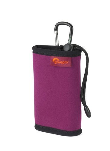 Lowepro Hipshot 20 for any small hand held devices (Cherry)